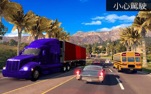 貨物卡車模擬器 現代卡車駕駛冒險 2017年3d