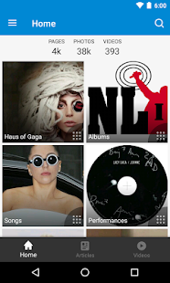 FANDOM for: Lady Gaga - náhled