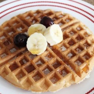 Eggless Waffle