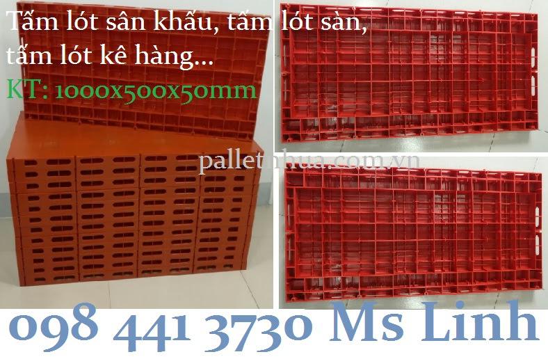 www.123nhanh.com: Tấm lót sàn, tấm lót sân khấu 1000x500x50mm màu c