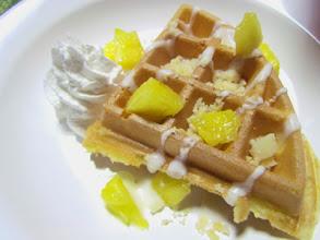 Photo: Hawaiian Waffle