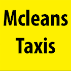 MCLEAN'S TAXIS icon