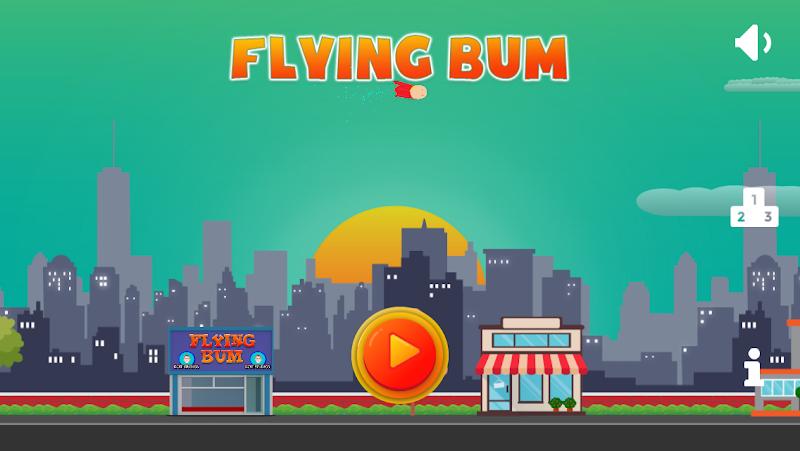 Download Flying Bum Cheat APK MOD
