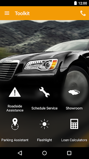 Perkins Motors DealerApp
