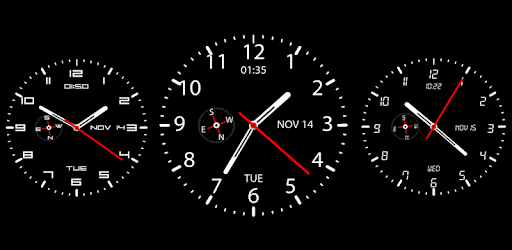 Clock Live Wallpaper - Apps on Google Play