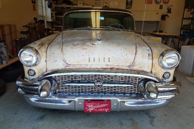 1955 Buick Century Hire AL