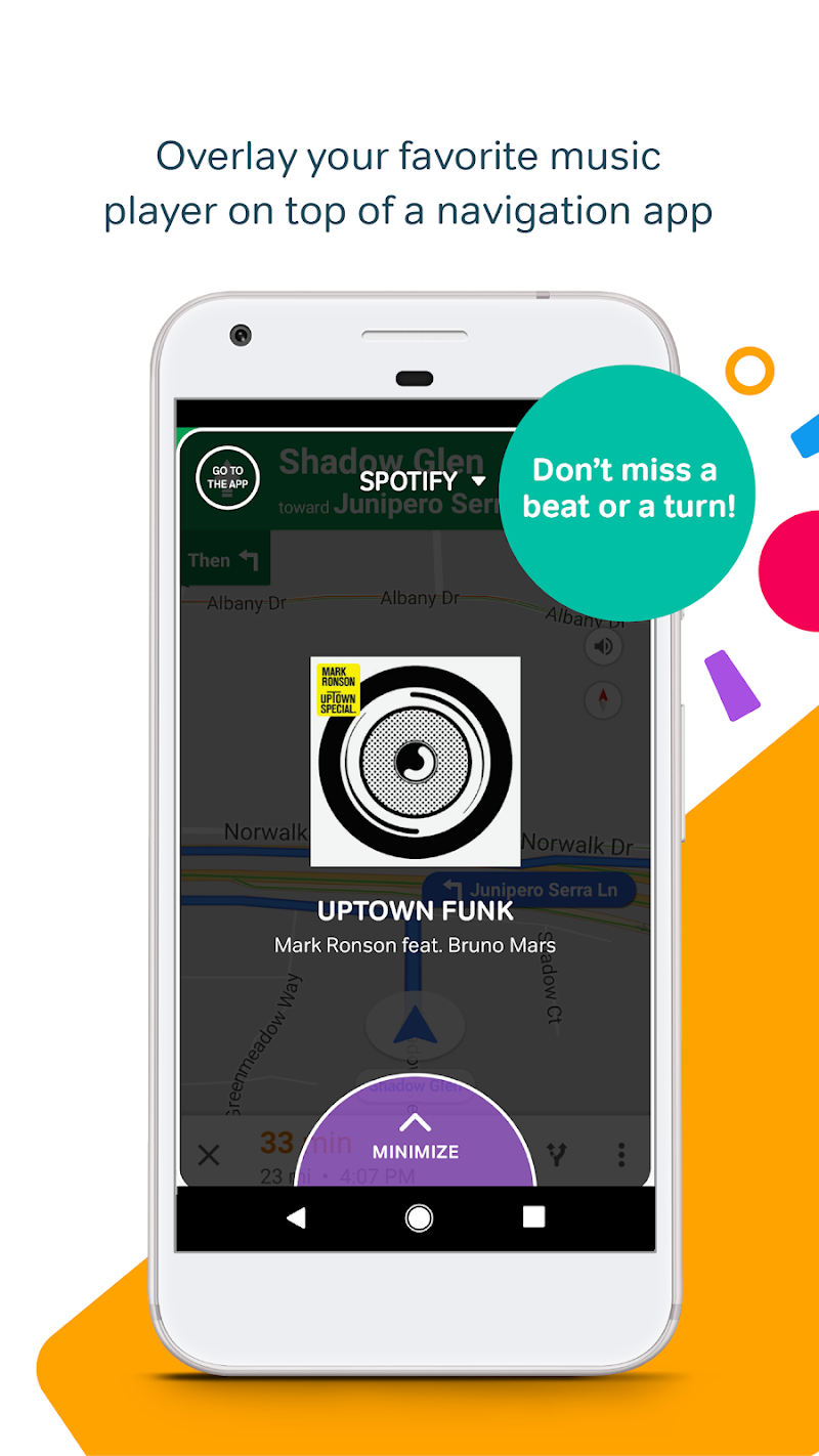 Drivemode: Handsfree Messages And Call For Driving Screenshot 2