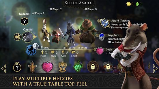 Armello Screenshot