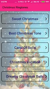 Christmas Ringtones free - náhled