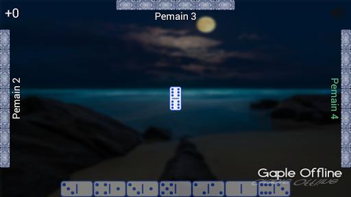 Gaple Offline  gameplay | by HackJr.Pw 6