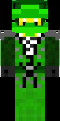 Created by: BiohazardSkunk (Original) Green Ninja's Original Ninja Suit from NINJAGO Seasons 1-2.