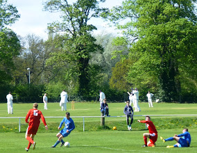 Photo: 11/05/13 v Kippax (West Yorkshire League Premier Division) 1-1 - contributed by Mike Latham