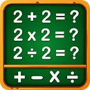 Math Games, Learn Add, Subtract, Multiply & Divide file APK Free for PC, smart TV Download