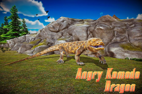 Angry Komodo Dragon: Epic RPG Survival Game 11