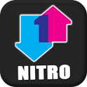 Nitro Internet Speedtest wifi broadband Speed Test icon