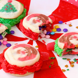 Easy Christmas Ornament Piñata Cookie Recipe!