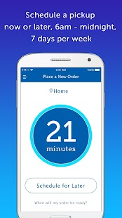FlyCleaners: Laundry & Dry Cleaning On-Demand- screenshot thumbnail