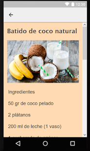 Batidos Faciles - náhled