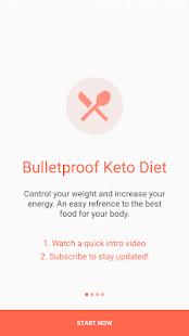 Bulletproof Keto Diet - náhled