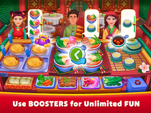 Asian Cooking Star: Crazy Restaurant Cooking Games apkpoly screenshots 11