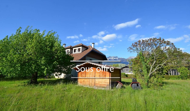House with terrace Saint-Jorioz