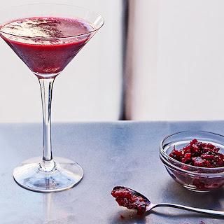 Cranberry Sauce Frozen Cosmo Recipe