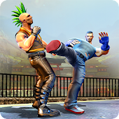 Street Champ Boxing Karate: Free Fighting Games