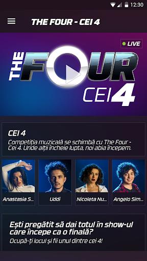 The Four - Cei 4 screenshot