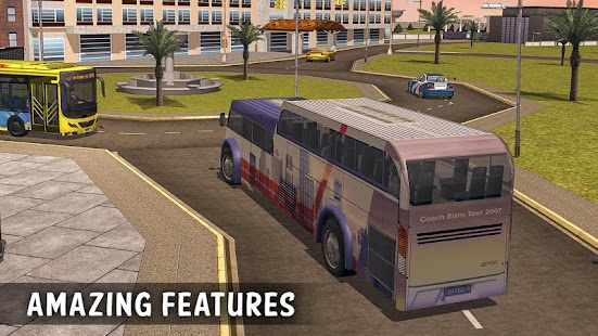 Real Bus Driver Simulator 2017 - náhled