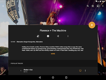 Plex for Android Screenshot 1