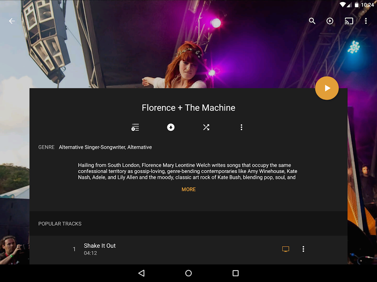 Plex- screenshot