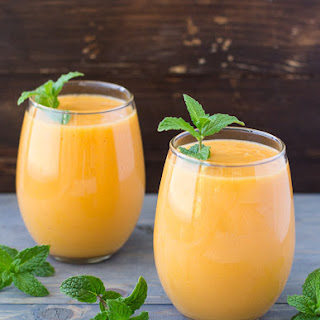 Mango Carrot Smoothie Recipe