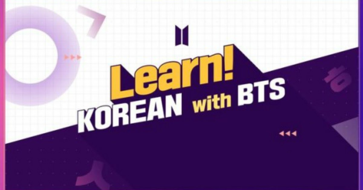 Learn Korean With BTS no Brasil