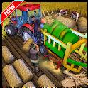 Heavy Duty Farm Tractor Driving: Thresher Machine icon