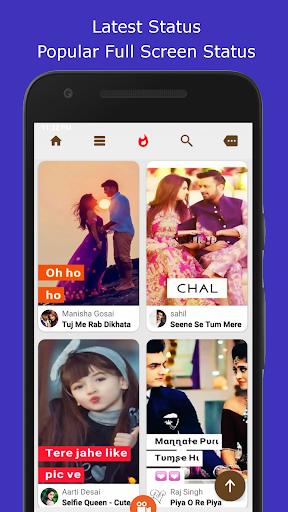 Full Screen Video Status 2019 - DingDong 1.4 app download 1