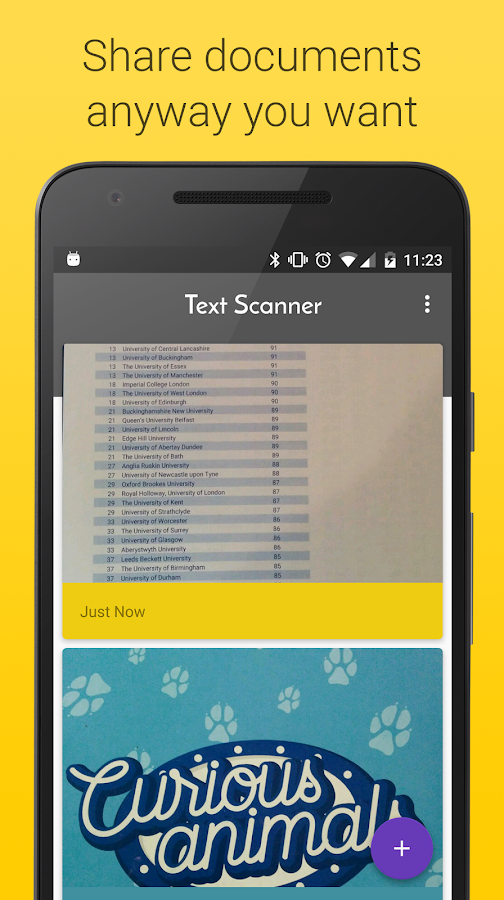 Image to Text - OCR Scanner- screenshot