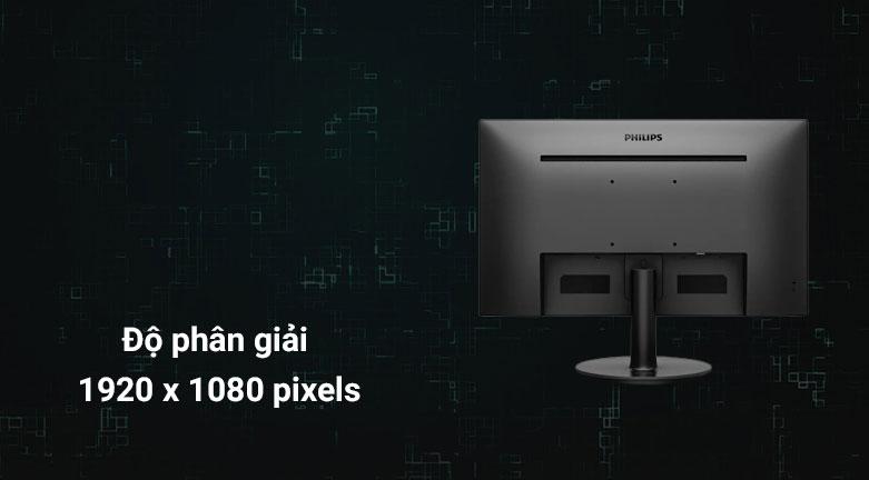 """Màn hình LCD PHILIPS 27"""" 271V8 (1920 x 1080, IPS, 75Hz, 4ms)   Độ phân giải Full HD"""