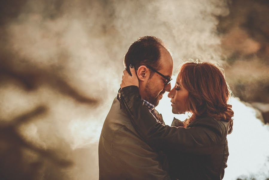 Nhiếp ảnh gia ảnh cưới Valery Garnica (focusmilebodas2). Ảnh của 28.11.2017
