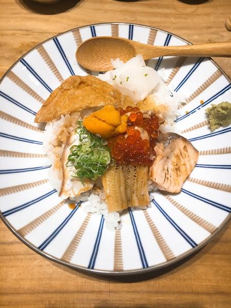 料理曹.基隆路二段巷弄內日式無菜單料理