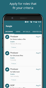 Rangle- screenshot thumbnail