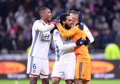 Denayer mag met Lyon naar de halve finale tegen Caen