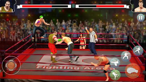 Pro Wrestling Battle 2019: Ultimate Fighting Mania apktreat screenshots 1