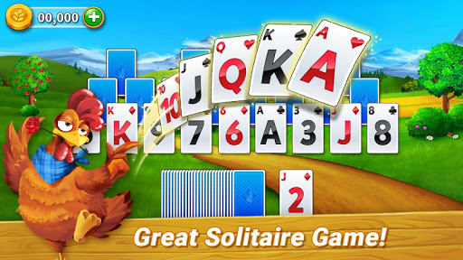 Solitaire - Harvest Day apkpoly screenshots 1