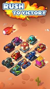 Huuuge Little Tanks – Merge Game 3