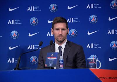 """PSG in alle staten na uitspraken over loon Messi: """"Het bericht klopt niet"""""""