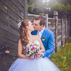 Wedding photographer Lyudmila Gurkina (MikaAmoR). Photo of 24.11.2015
