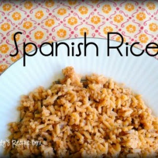 Spanish Rice {Totally Tasty Tuesdays}