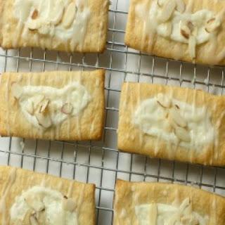 Almond Croissant Pastries.