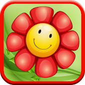 Flower Fun Game: Kids - FREE!