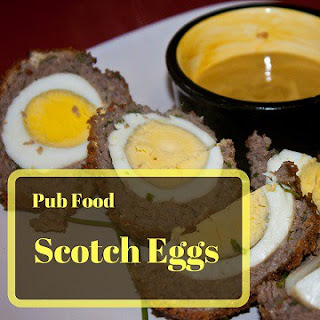 Pub Food – Scotch Egg